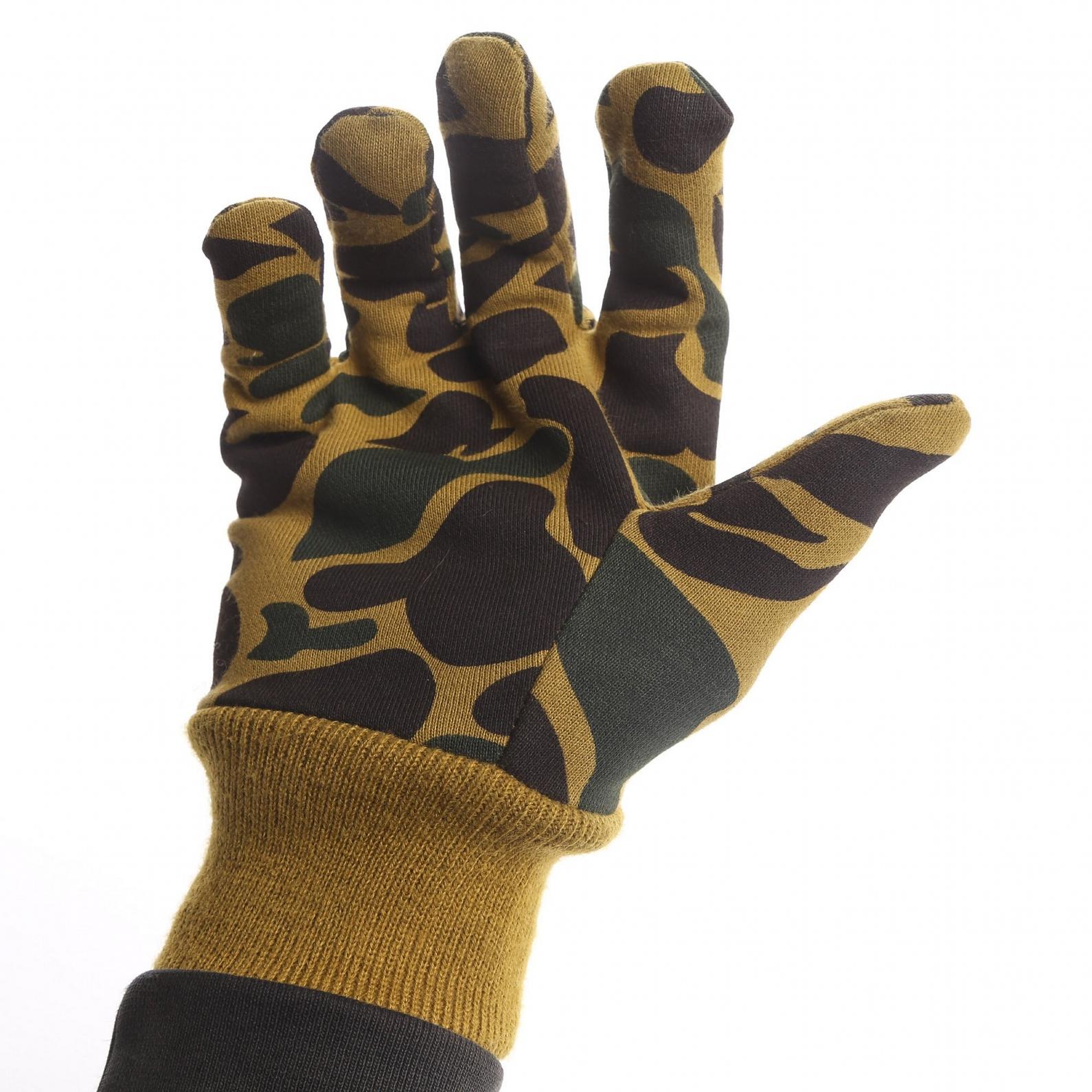 【OFF SAFETY/オフセーフティー】OFFSAFETY GLOVES 手袋 / CAMO