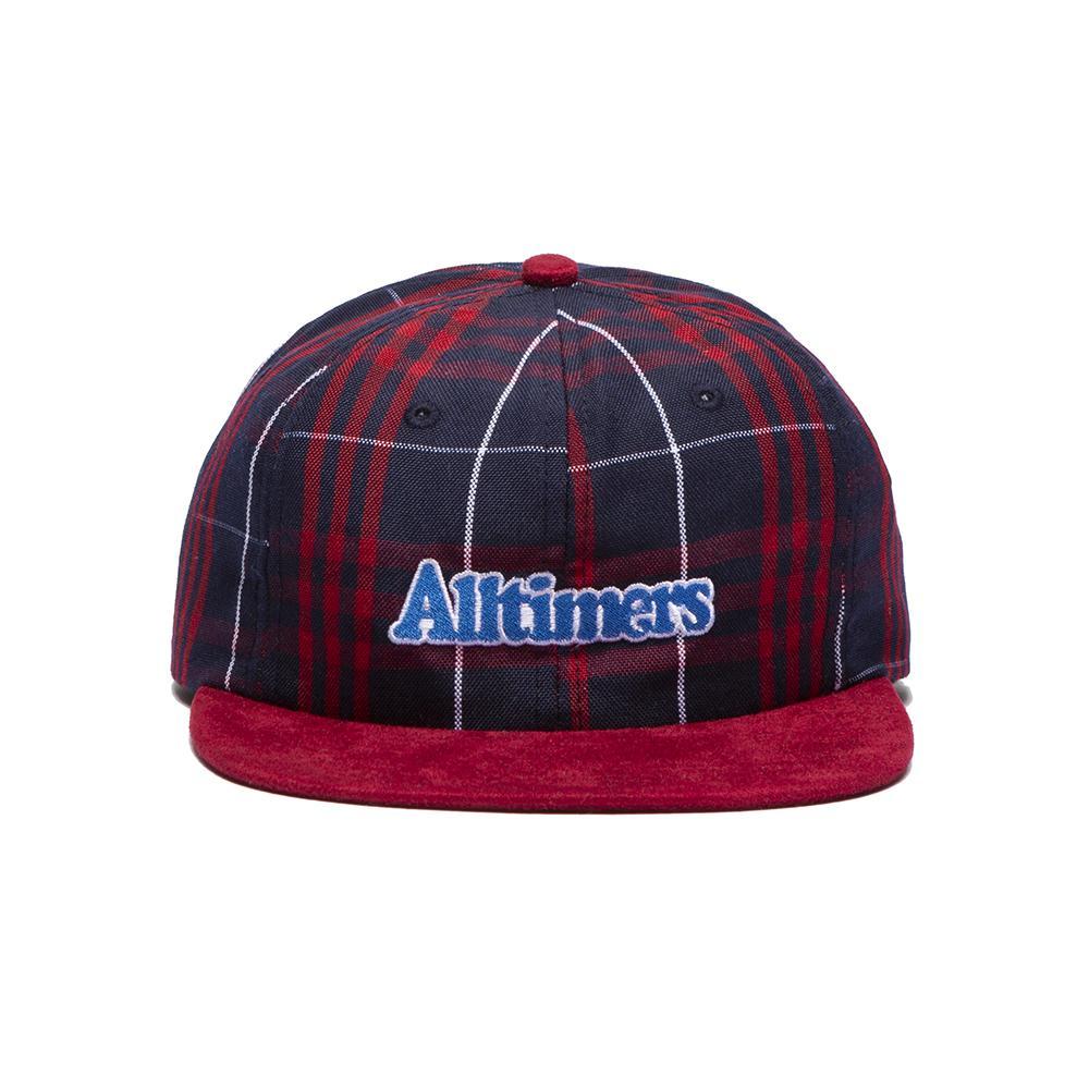 【ALLTIMERS/オールタイマーズ】BASEMET HAT ストラップバックキャップ / RER