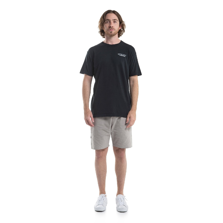 【PUBLISH BRAND/パブリッシュブランド】BREAK BREAK Tシャツ / BLACK