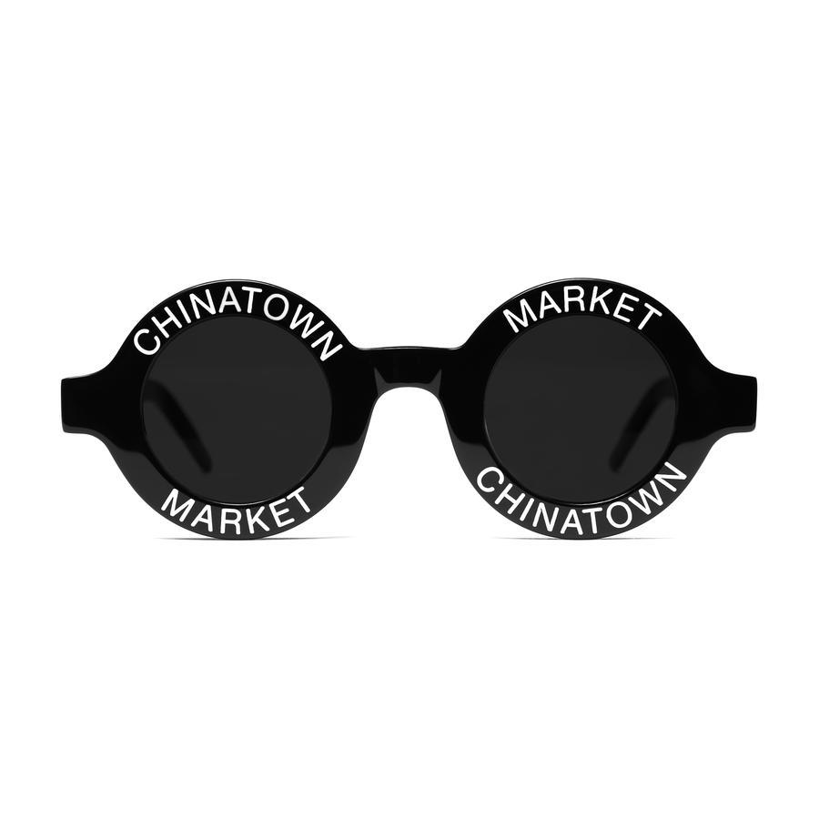 【CHINATOWN MARKET/チャイナタウンマーケット】CTM X AKILA SUNGLASSES サングラス / BLACK