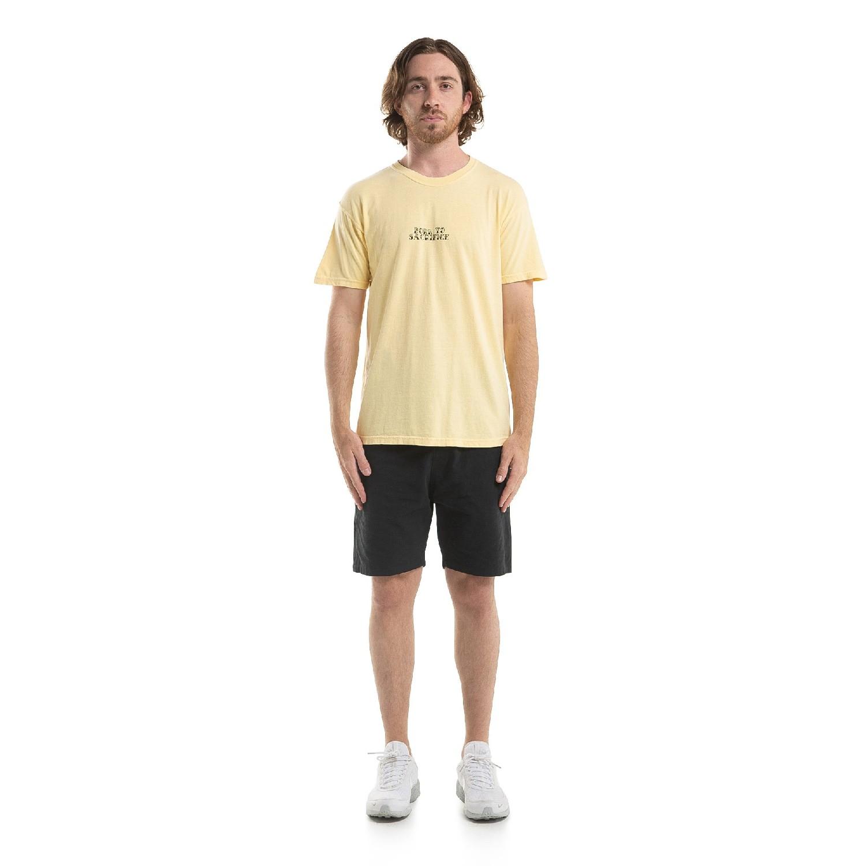 【PUBLISH BRAND/パブリッシュブランド】SACRIFICE Tシャツ / BUTTER