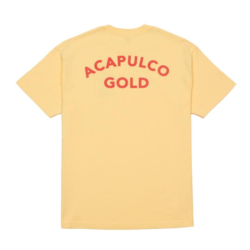 【ACAPULCO GOLD/アカプルコ ゴールド】TOUCAN TEE Tシャツ / BANANA