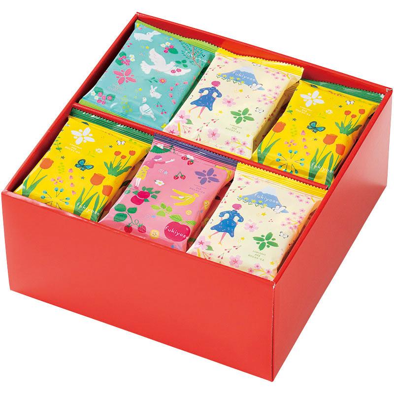 B3014 花吹寄せ 化粧箱36袋入り