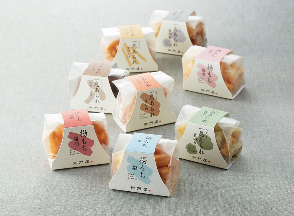 米菓詰合わせ(L)