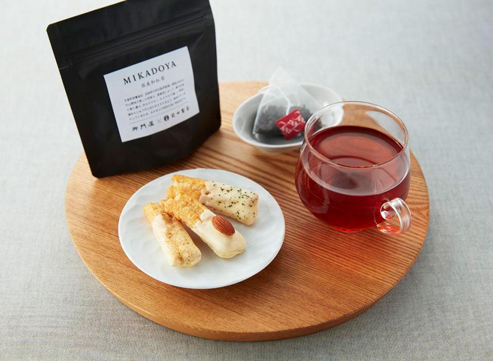 MIKADOYA 和紅茶 8袋入
