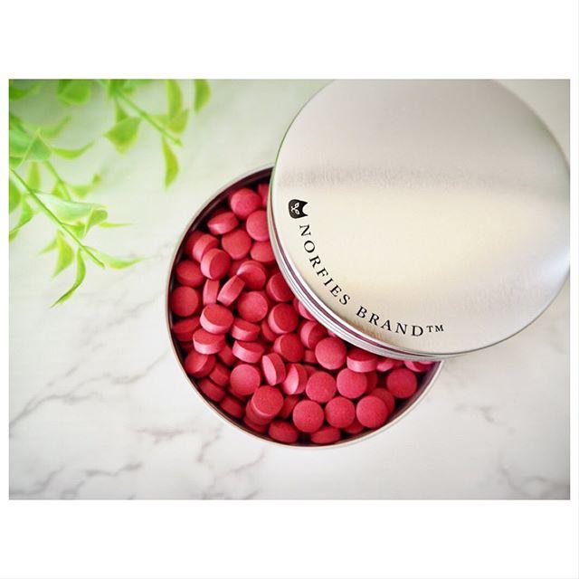 【送料無料★】缶入りお試しサイズ・北海道赤ビーツタブレット