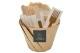 H-19. ハーフサイズBOX フィナンシェのホワイトチョココーティング&ガトーショコラ