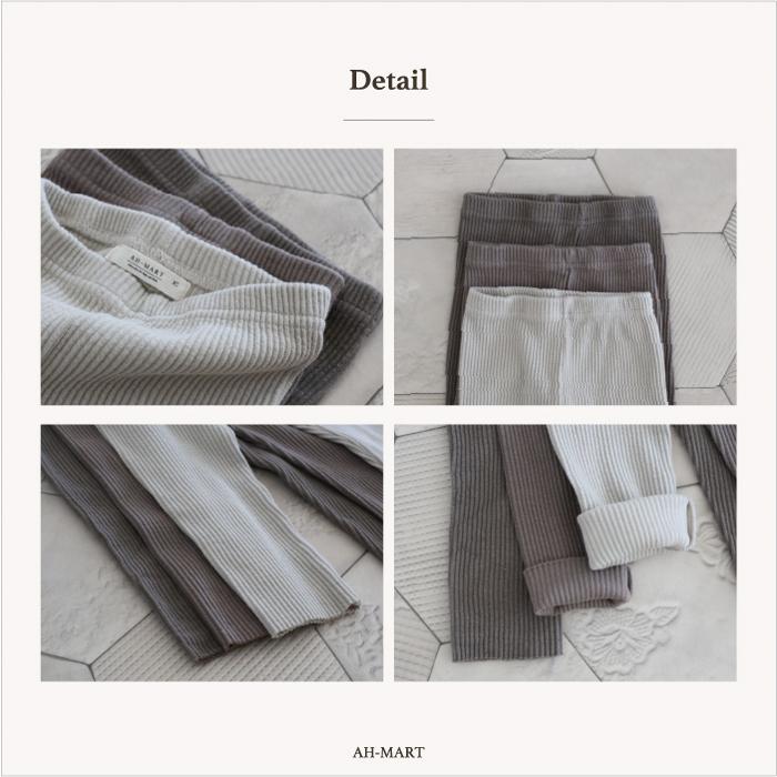 Original  3色セット madeleine leggings 全3色 XS(80)-XL(120)