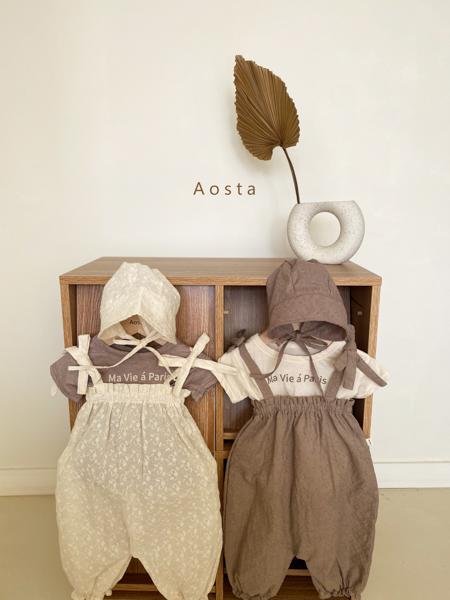 AOSTA Rachel suit 全2色 80-110cm