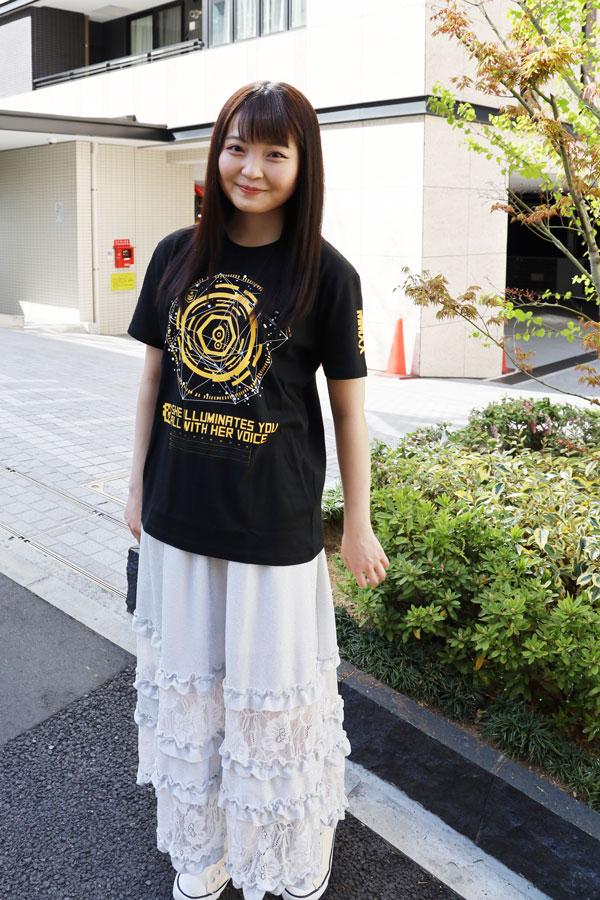 紲星あかりTシャツ2020
