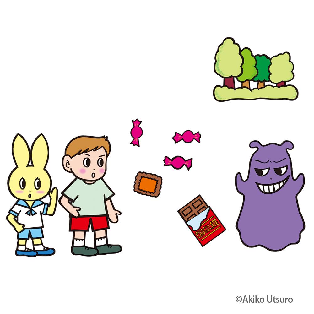 【予約注文 入荷予定日5/19】[パネルセット]カラーパネルシアター ムッシバンをやっつけろ