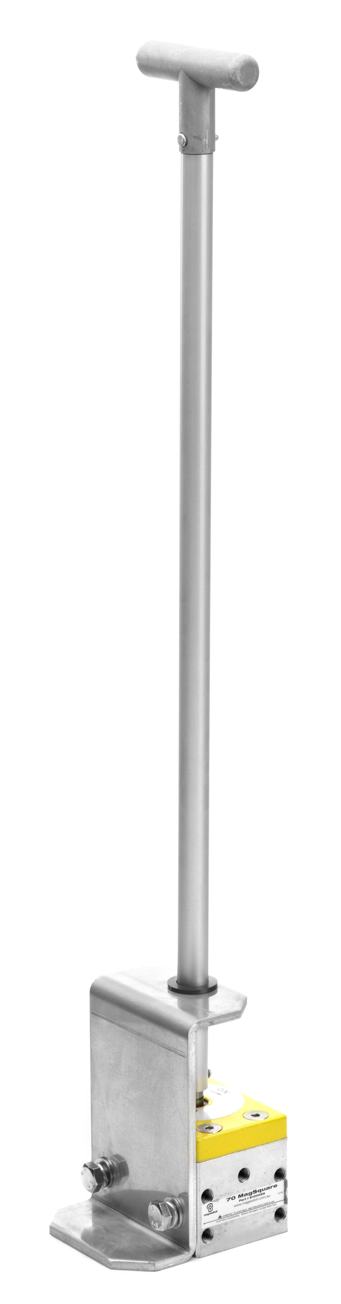 マグスイッチ ハンドマグネット ロングタイプ (454kg)
