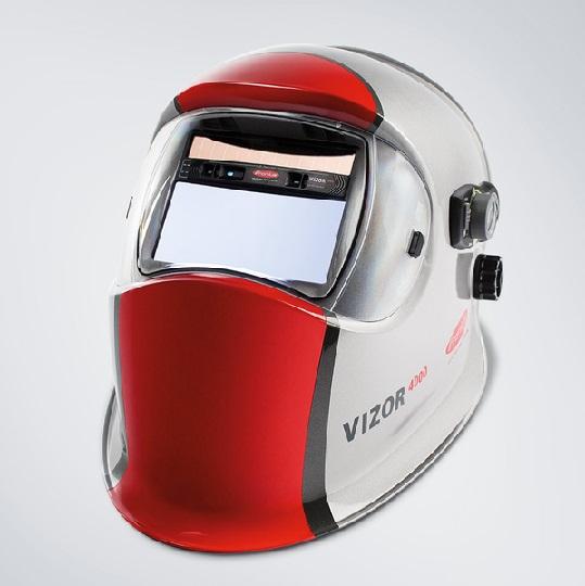 フロニウス 溶接用自動遮光ヘルメット(溶接面) VIZOR 4000 PRO