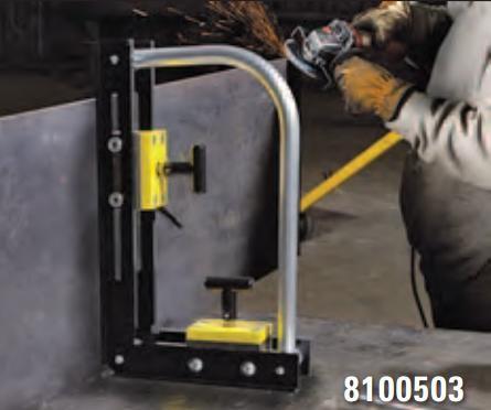 マグスイッチ 溶接用マグネットホルダ (直角位置調整タイプ・454kg)