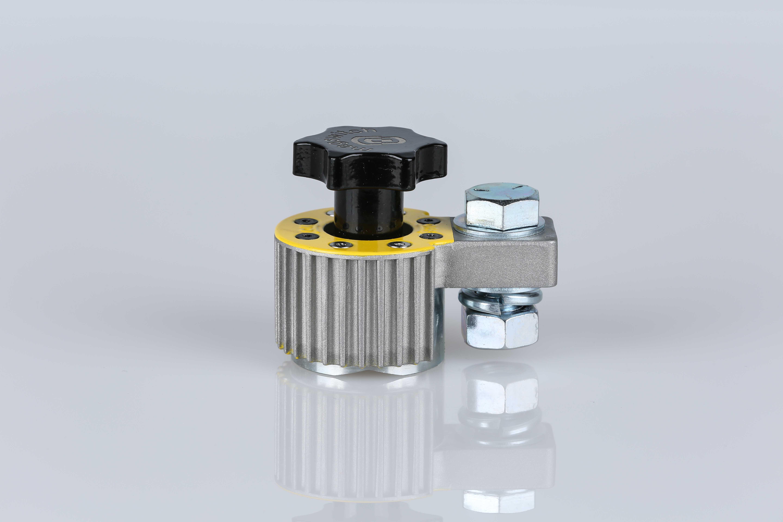 マグスイッチ 溶接マグネットアースクランプ (300A・40kg)