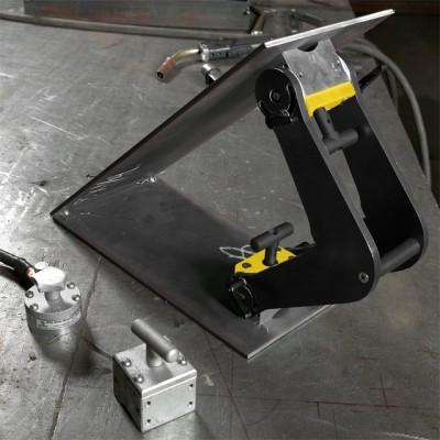 マグスイッチ 溶接用マグネットホルダ (角度調整タイプ・272kg)