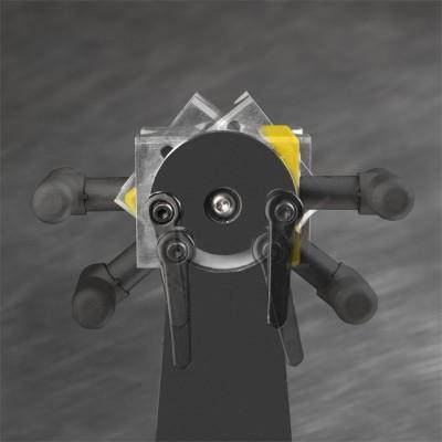 マグスイッチ 溶接用マグネットホルダ (角度調整タイプ・181kg)