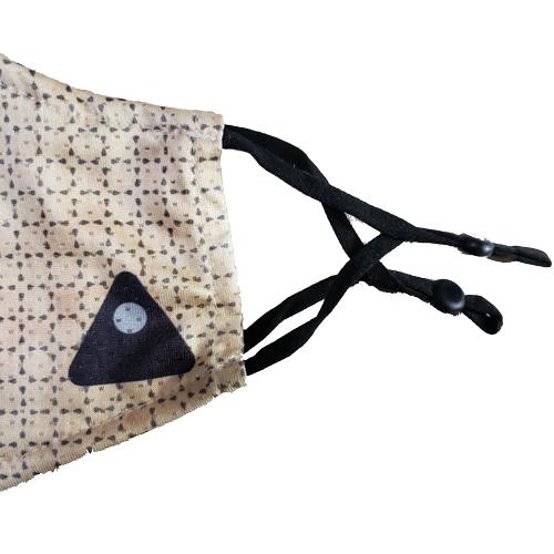 AIFA ACTIVE MASK-vintage textile-