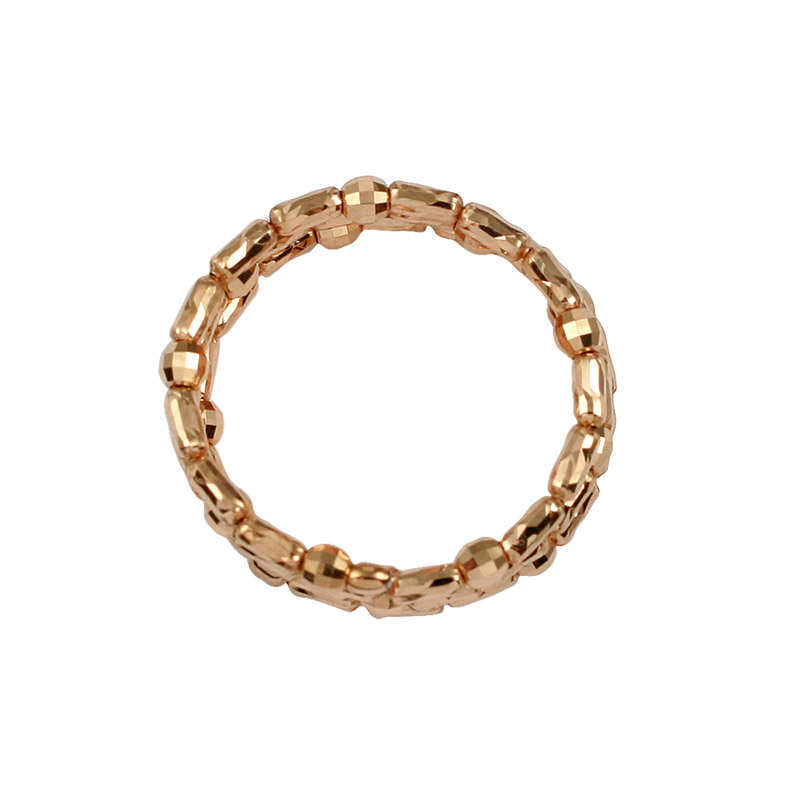 K18PG  形状記憶 スパイラルリング 〜Comfort Jewelry〜