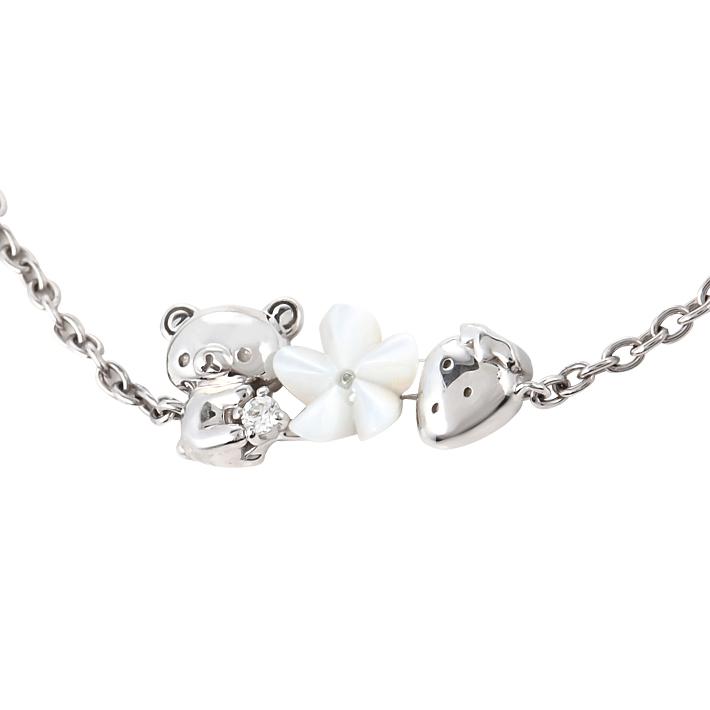 コリラックマ ブレスレット リラックマ ブレス Strawberry Love rilakkuma bracelet