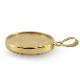 純金 パディントン べア™コイン 1/20オンス K18 枠つき ペンダント トップ