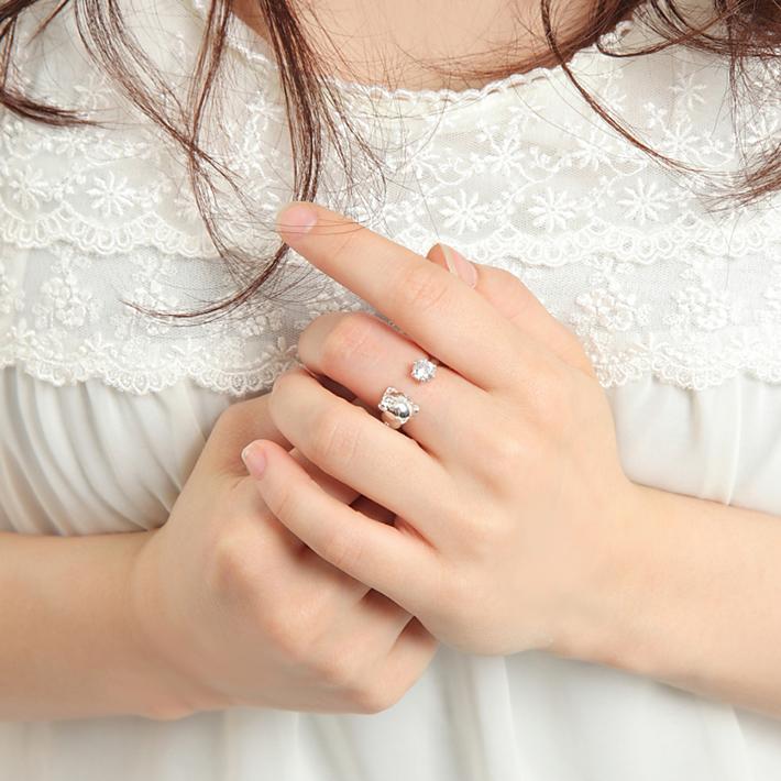 ハローキティ リング  with you ring