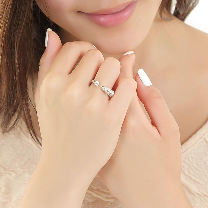 スヌーピー リング Happiness Ring