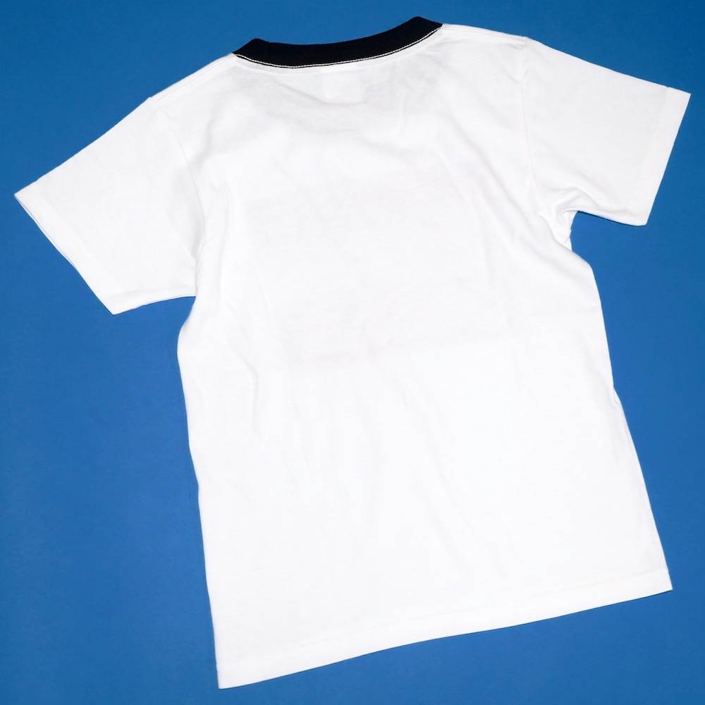 【KIDS】LIGHTNING SKY PHOTO RINGER T-SHIRTS -ASSAULT BLUE-