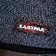 """EASTPAK USA""  NYLON×LEATHER BACK PACK(black)"