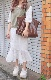 Lacy Cotton Mermaid Onepiece (white)