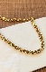 Twist Chain Necklace (gold)