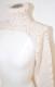 Turtle Neck Bolero Knit (cream)
