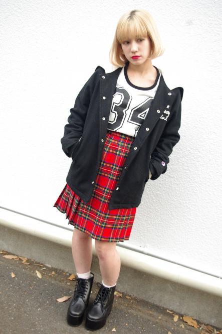 Champion Sailor Wool Coat