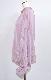 Shiny Satin Balloonsleeve Blouse (dusty pink)
