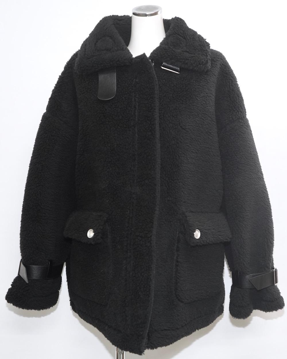 All Boa B-3 Big Jacket (black)