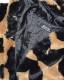 【HIGH GRADE PRODUCTS】MONOGRAM FUR COAT(beige)