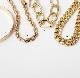 [4 variation] Gold Bracelet