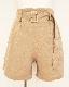 Linen Tops&Belted Pants 2P SET UP(beige)