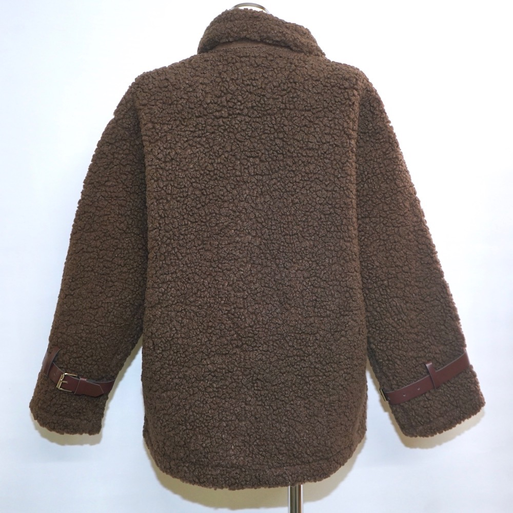 All Boa B-3 Big Jacket (brown)
