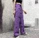 Butterfly Harem Pants (purple)