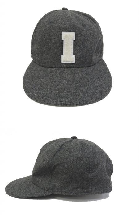 """I"" Wappen 6panel Cap(GRY)"