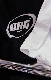 ADG OVAL LOGO BIG TEE(black-silver logo)