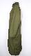 Reversible Boa Long Jacket Coat (khaki green)