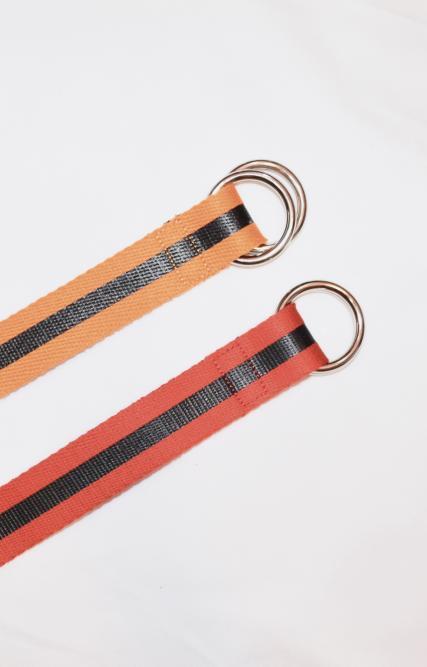 (全2色)LINE O-RING BELT