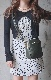 Compact Cutsew Cardigan (black)