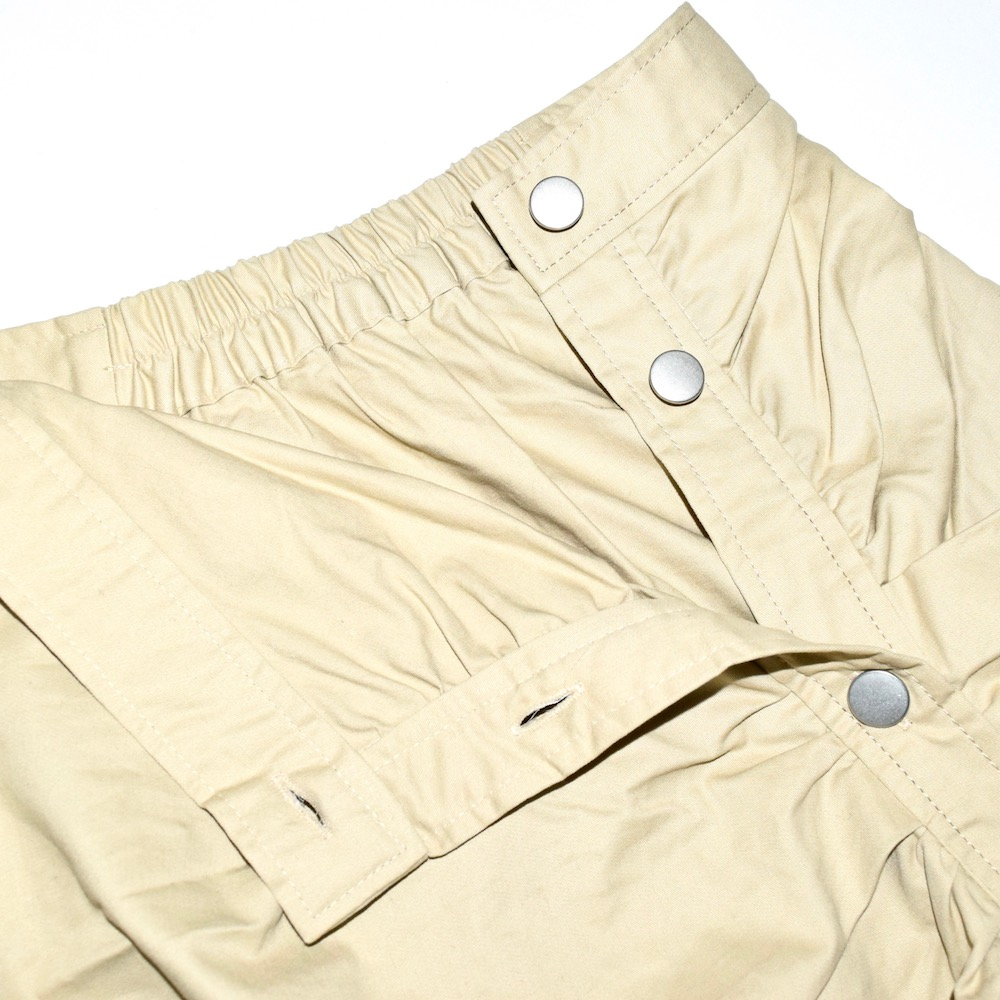 GATHER DESIGN H-SKIRT (beige)