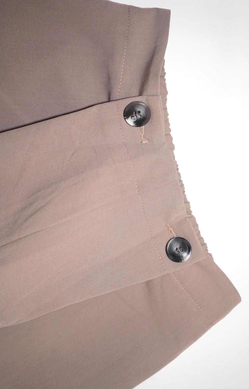 《予約/数量限定》Single Breasted Jacket+Pants 2P SET UP (light beige)