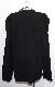 Point Shoulder Big Polo-shirts (black)
