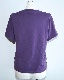 Basic Pocket T-shirts (purple)