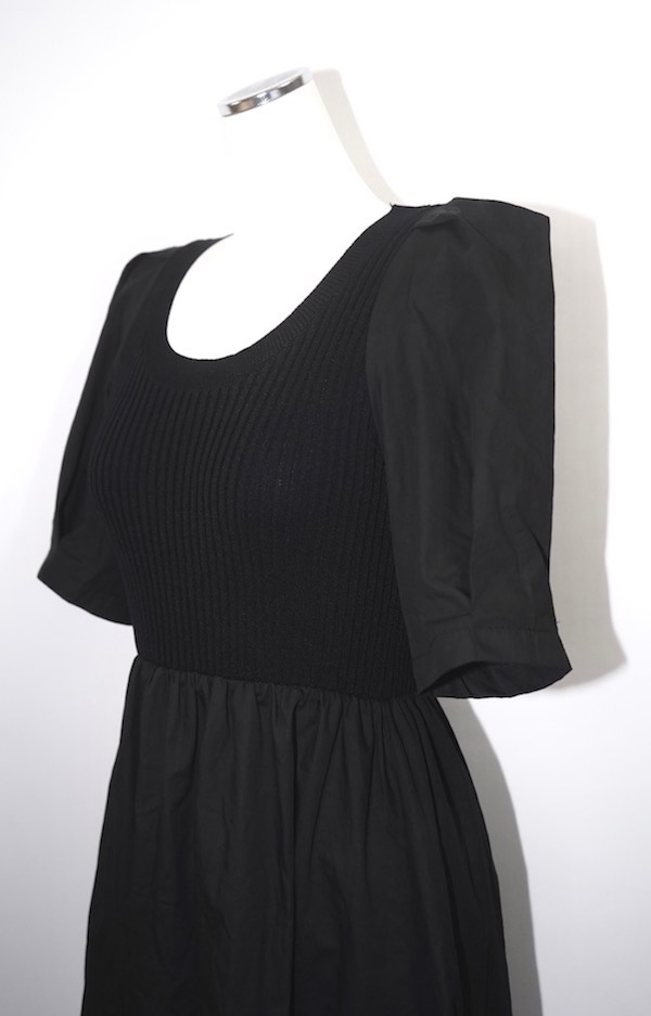 Switching Combi Puffsleeve Onepiece